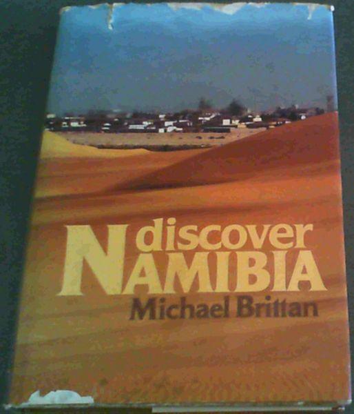 Image for Discover Namibia