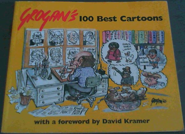 Image for Grogan's 100 Best Cartoons
