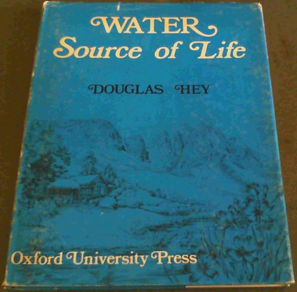 Image for Water - Source of Life