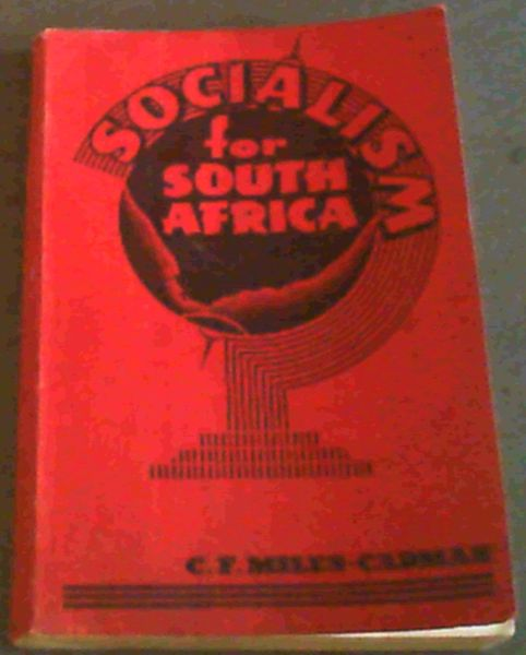 Image for Socialism  for  South  Africa