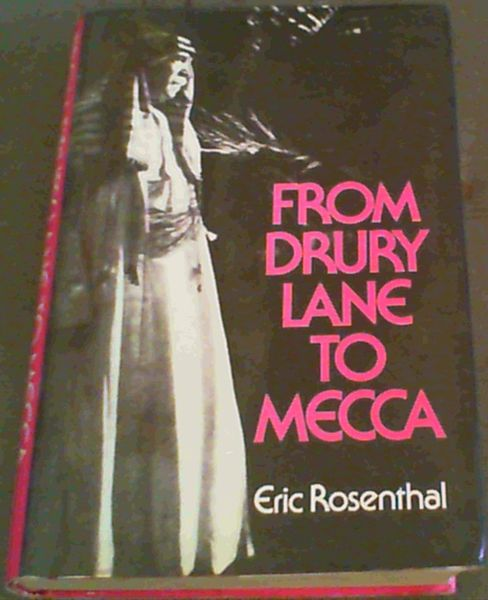 Image for From Drury Lane to Mecca