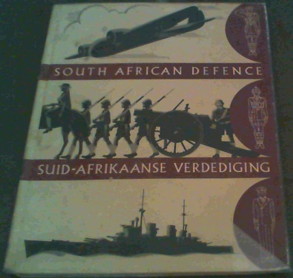 Image for South African Defence / Suid-Afrikaanse Verdediging