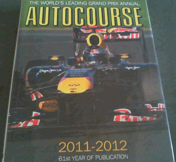 Image for Autocourse 2011-2012: The World's Leading Grand Prix Annual