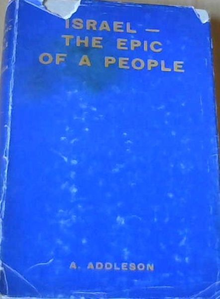 Israel - The Epic of a People