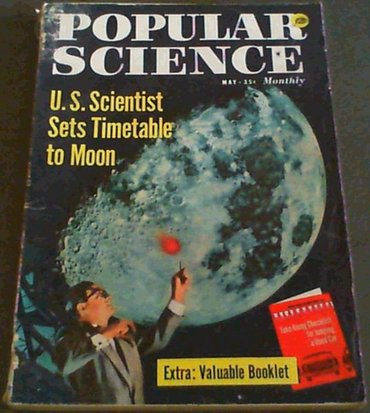 Image for Popular  Science  Vol. 172  No. 5  May  1958