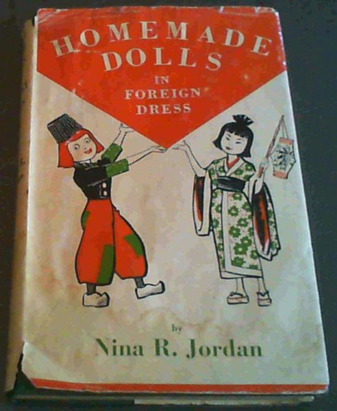 Image for Homemade Dolls in Foregn Dress
