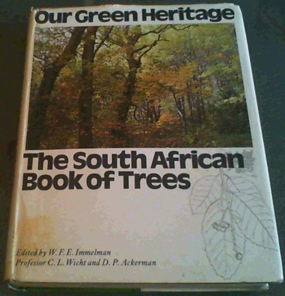 Image for Our Green Heritage : The South African Book of Trees