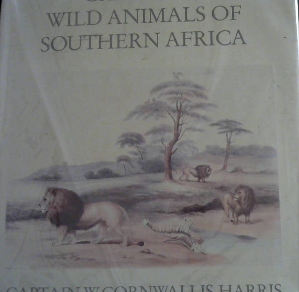 Image for Portraits of the Game and Wild Animals of Southern Africa