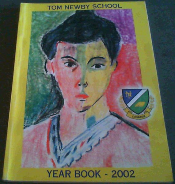 Image for Tom Newby School Year Book - 2002