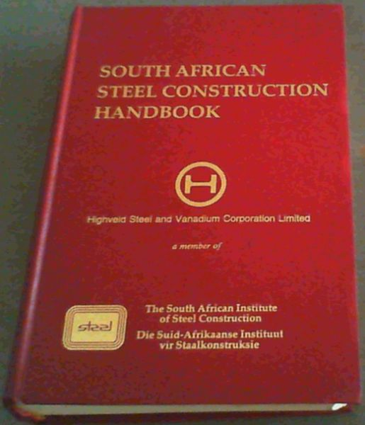 Image for South African Steel Construction Handbook