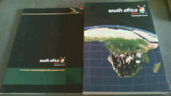 Image for South Africa 2011 - Growing the Game