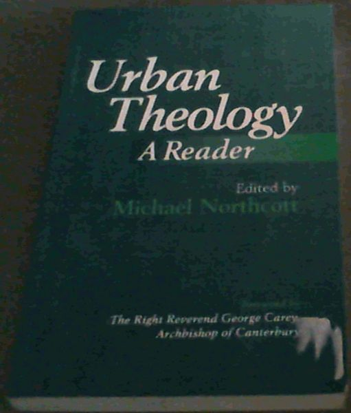 Image for Urban Theology: A Reader