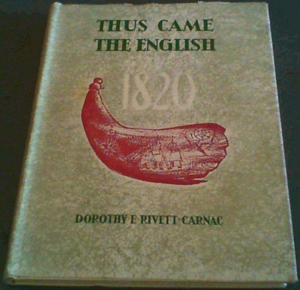 Image for Thus Came the English