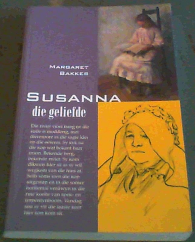Image for Susanna Die Geliefde (Afrikaans, English and Afrikaans Edition)