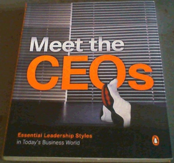 Image for Meet the CEOs