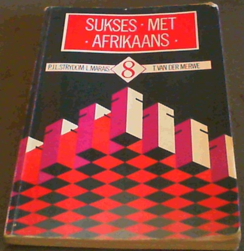 Image for Sukses Met Afrikaans: STD 8 (Second Language: Sukses met Afrikaans) (Afrikaans Edition)
