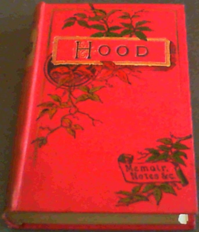 Image for The  Poetical  Works  Of  Thomas  Hood