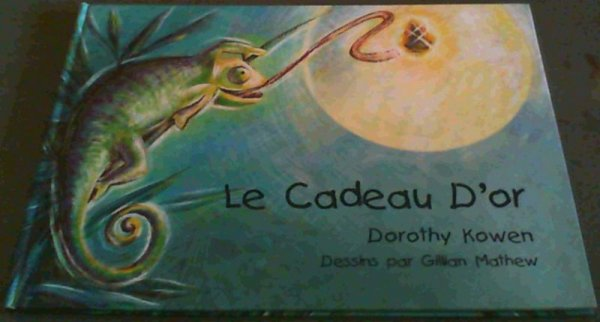 Image for Le Cadeau d'or (French Edition)