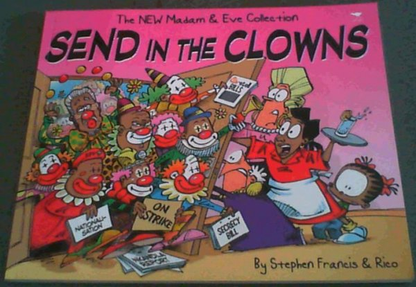 Image for Send in the Clowns (Madam & Eve)