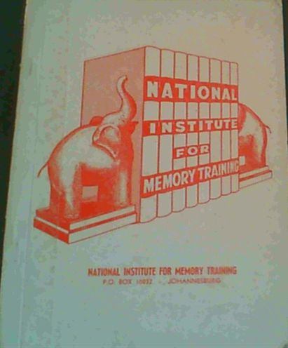 Image for National Institute for Memory Institution - A Truly Priceless Asset