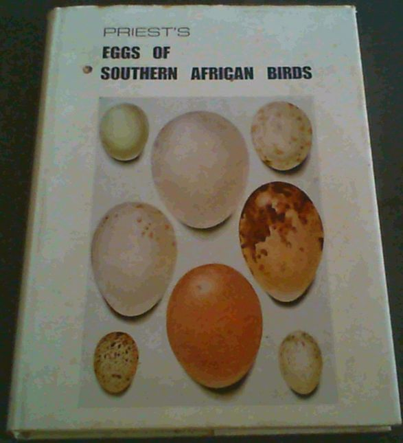 Image for Priest's Eggs of Southern  African Birds