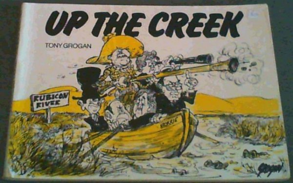 Image for Up the creek