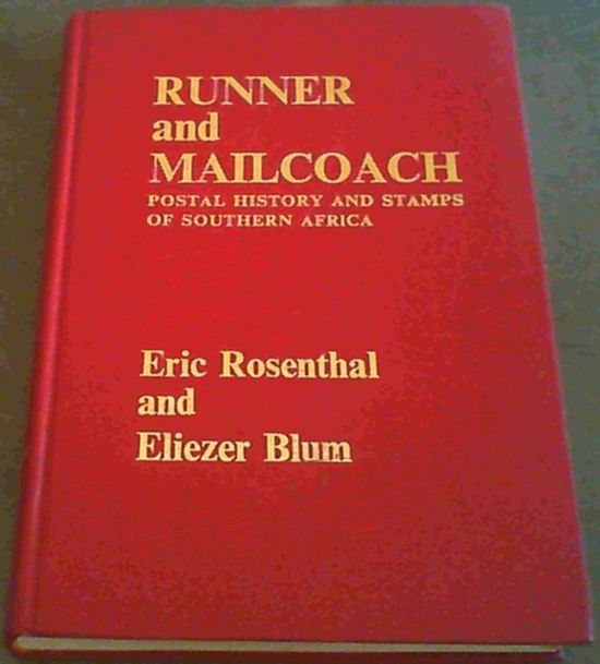 Image for Runner and Mailcoach : Postal History and Stamps of Southern Africa