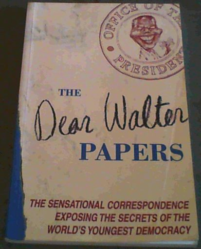 Image for The dear Walter papers