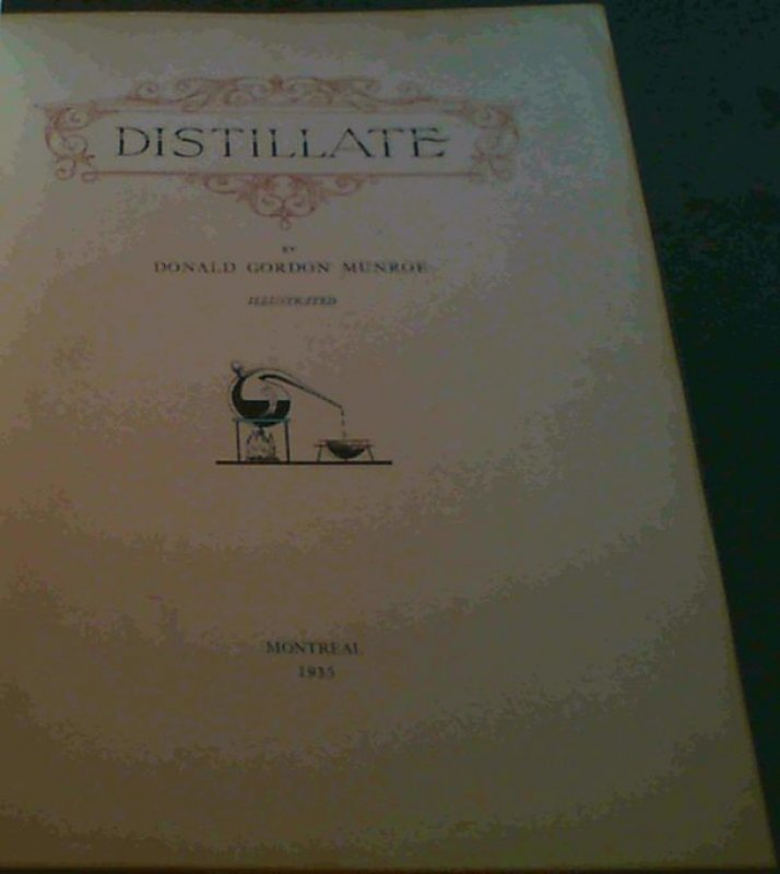 Image for Distillate