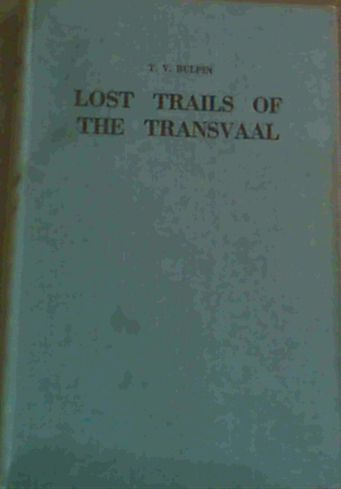 Image for Lost Trails of the Transvaal