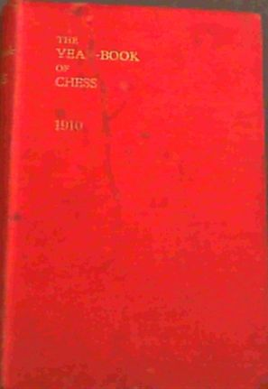 Image for The Year-Book of Chess 1910