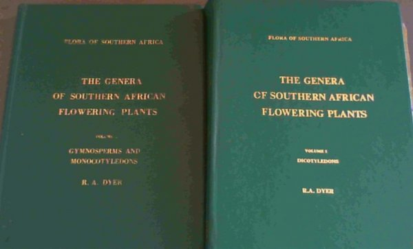 Image for The genera of southern African flowering plants (Flora of southern Africa)