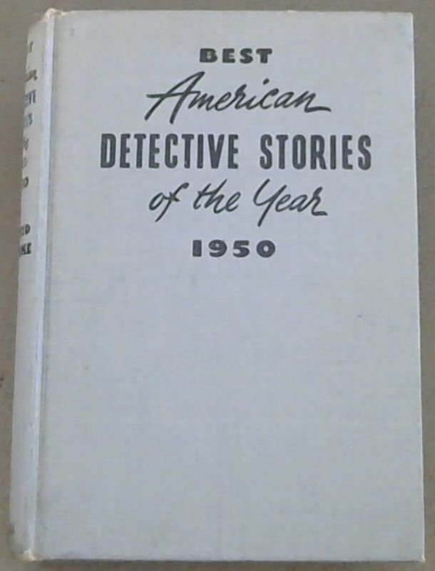 Image for Best American Detective Stories of the Year - 1950
