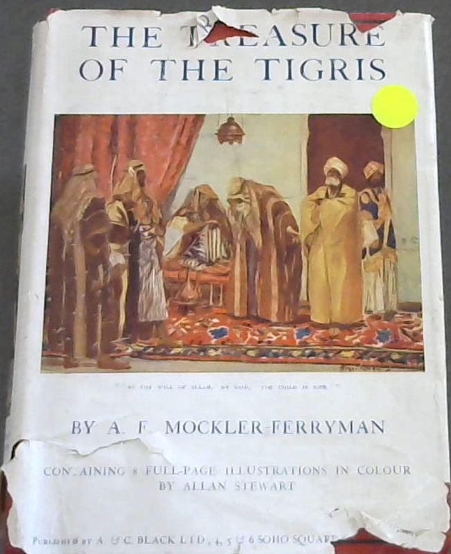 Image for The Treasure of the Tigris: A Tale of Mesopotamia