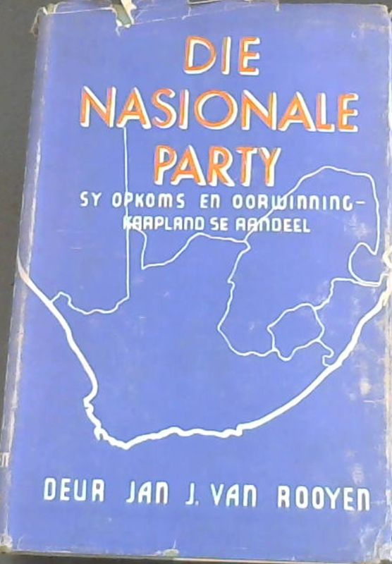 Image for Die Nasionale Party