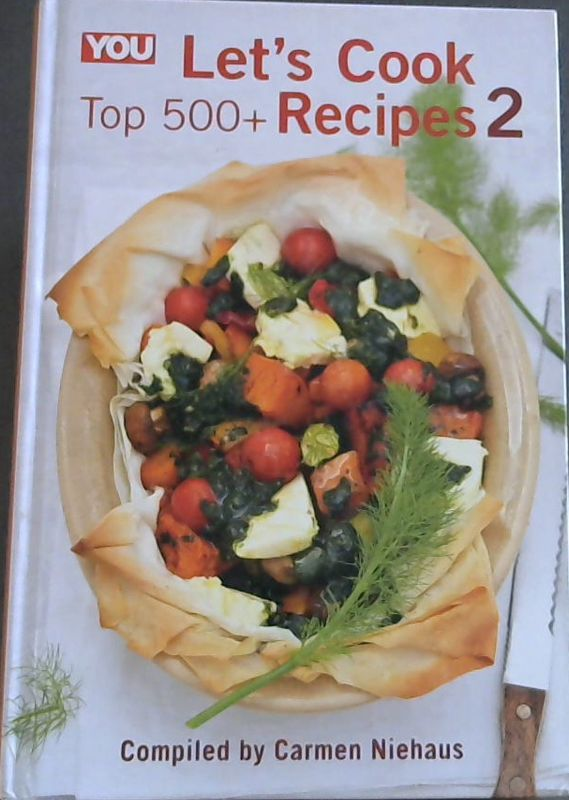 Image for You  Let's  Cook  Top  500+Recipes  2