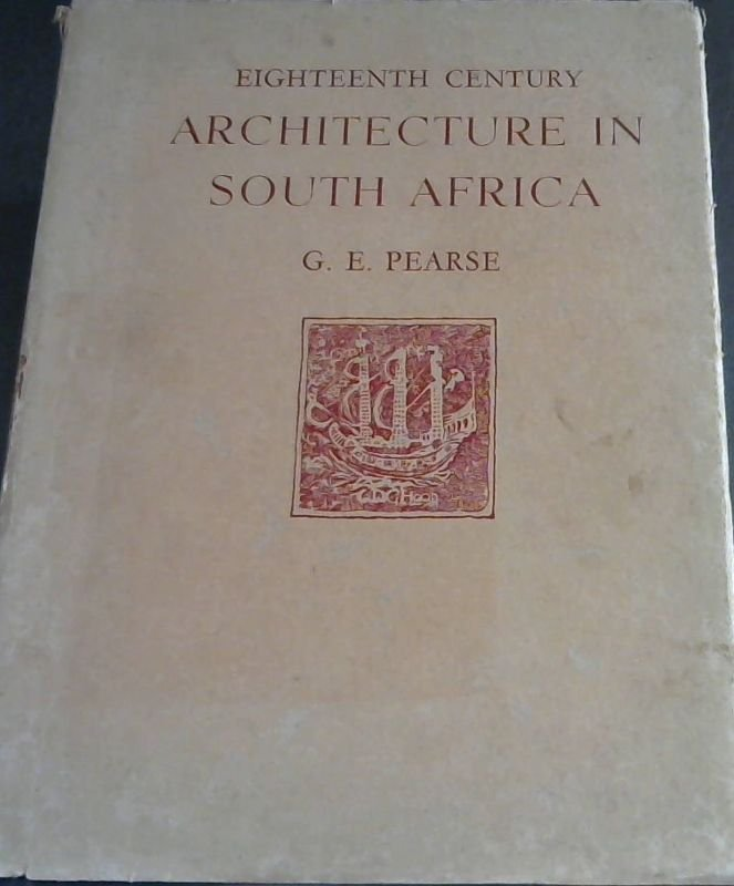 Image for Eighteenth Century Architecture in South Africa