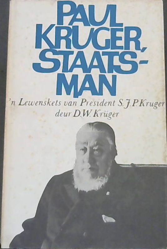 Image for Paul Kruger, Staatsman