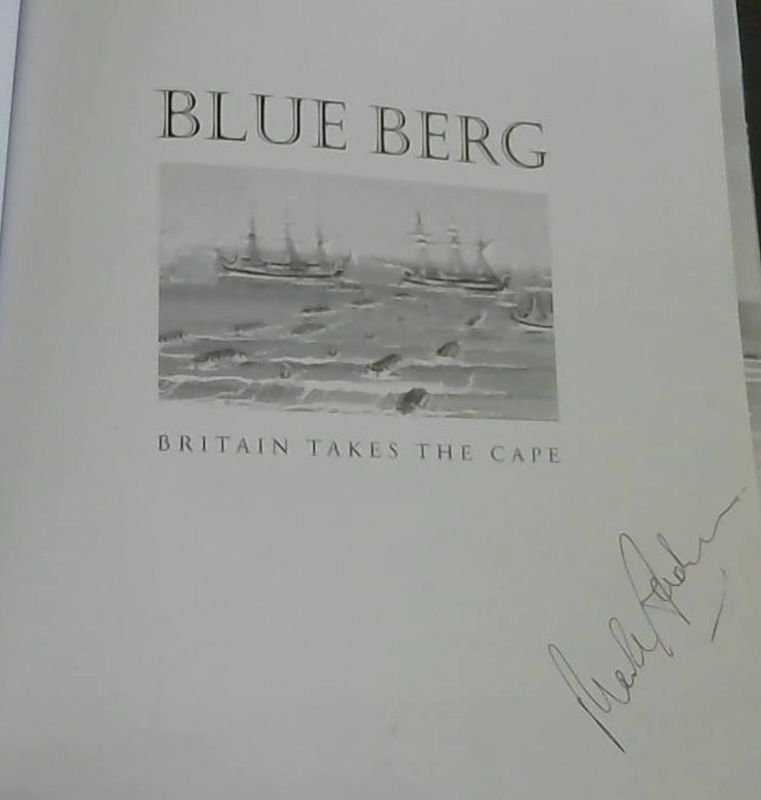 Image for Blue Berg: Britain Takes the Cape