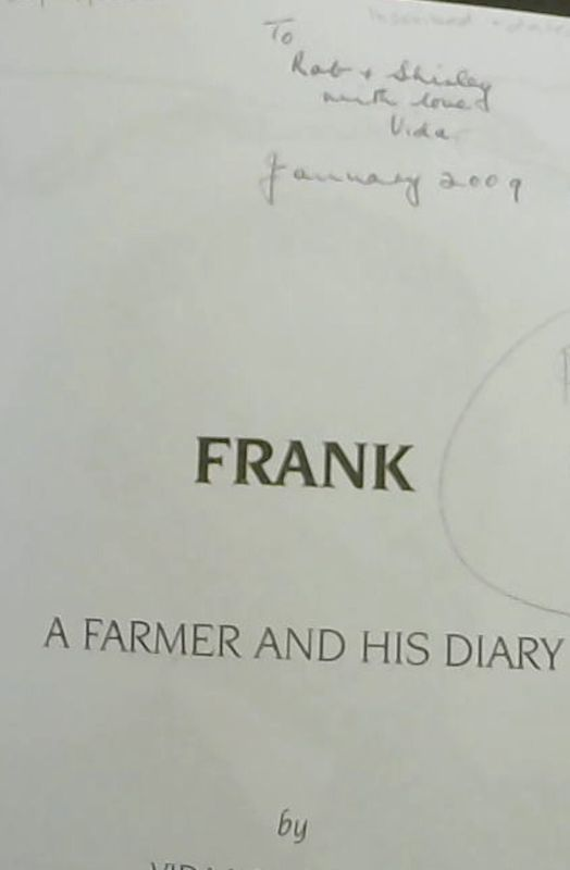 Image for Frank : A Farmer and His Diary