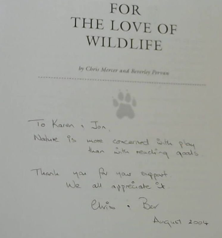 Image for For the Love of Wildlife