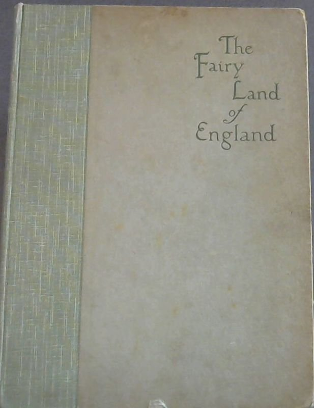 Image for The Fairy Land of England