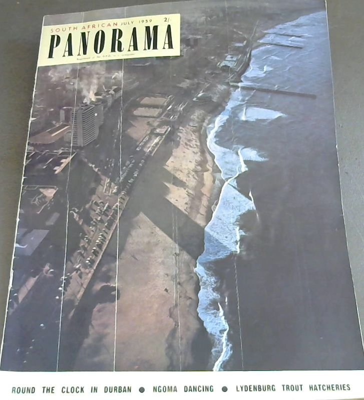 Image for South African Panorama - July 1959