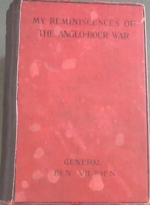 Image for My Reminiscences of the Anglo-Boer War