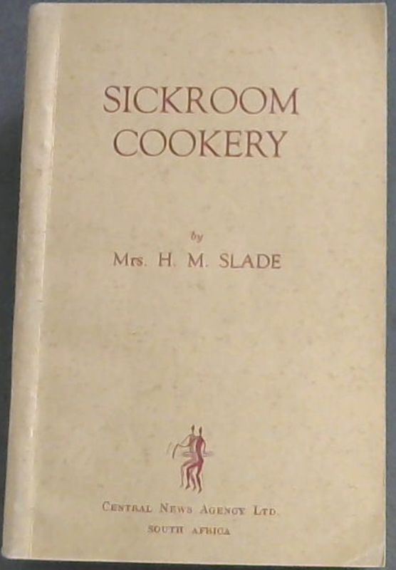 Image for Sickroom Cookery