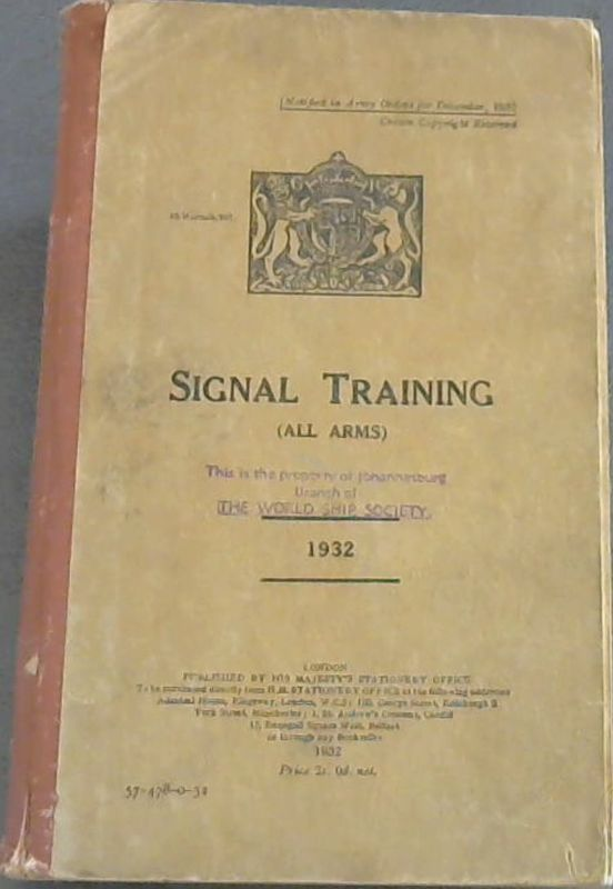 Image for Signal Training (All Arms)