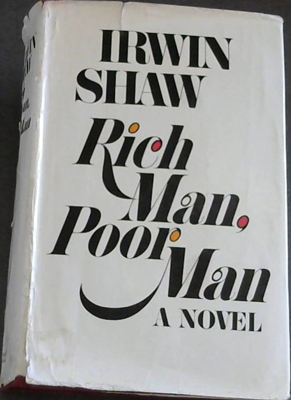 Image for Rich Man, Poor Man