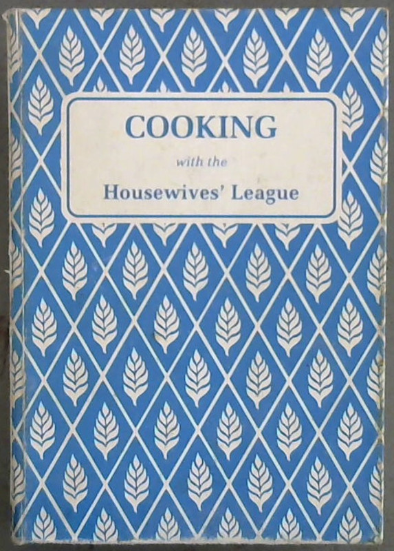Image for Cooking with the Housewives' League