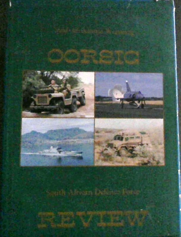 Image for Suid-Afrikaanse  Weermag  Oorsig; South  African  Defence  Force  Review