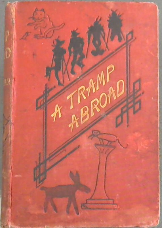 Image for A Tramp Abroad